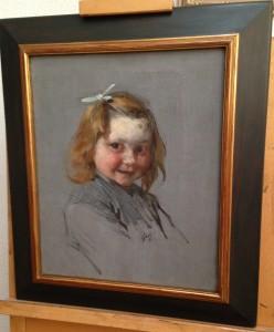 """Retrato. Henry Jules Geoffroy, """"Géo"""""""